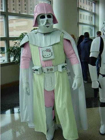 Darth Vader Cor de Rosa