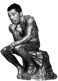 Jeremias por Rodin