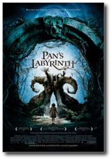 Poster do O Labirinto do Fauno