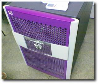 sgi Altix 4 processadores itanium 2