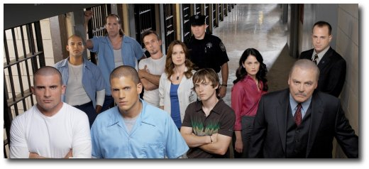 Elenco de Prison Break