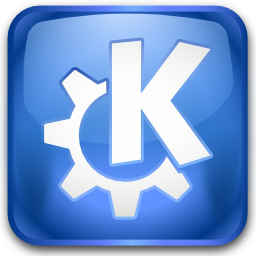 O novo logo do KDE