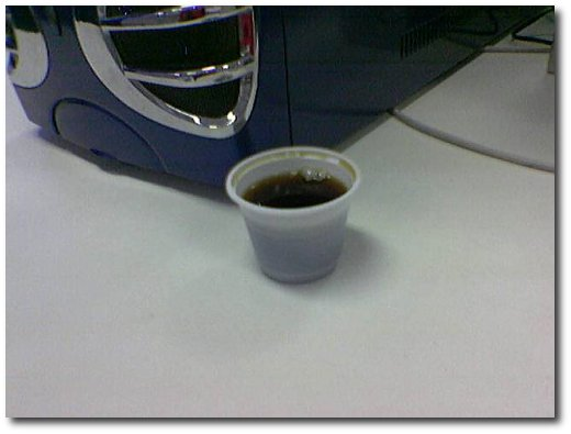 Café no LIA
