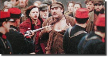 Depardieu e o fusil