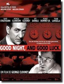 Capa do filme Boa noite e boa sorte
