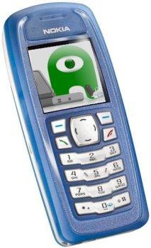 Nokia 3100 com o Matadorzin na Tela
