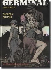Capa do livro Germinal, de Émile Zola