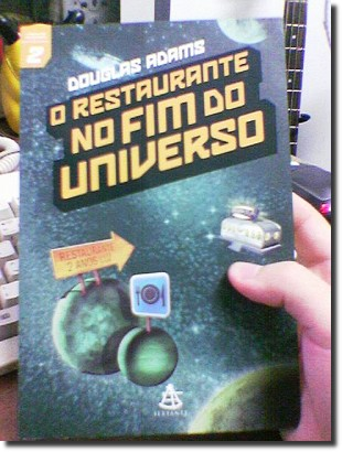 O Restaurante No Fim do Universo