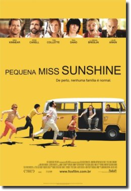 Poster do filme Pequena Miss Sunshine, Little miss sunshine