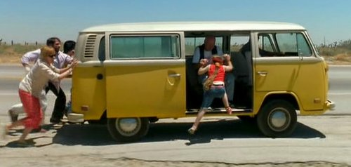 Tela do filme Little Miss Sunshine