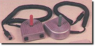 Joystick vintage do Cp400 color