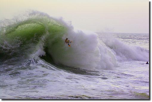 Onda Pulo le parkour jump wave amazing
