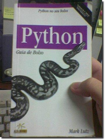 Livro Python Guia de Bolso download pdf