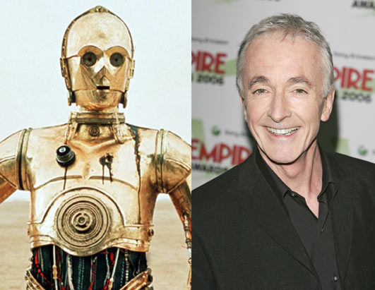 Anthony Daniels (C3P0)