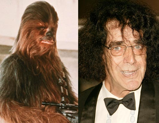 Peter Mayhew (Chewbacca)