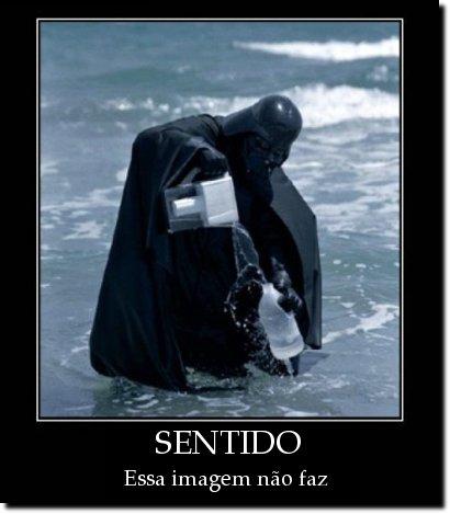 Darth Vader da Semana