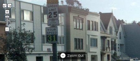 Além do limite de velocidade