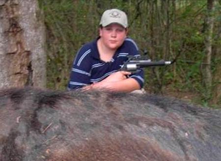 Como a farsa foi montada porco gigante giante pig monster pig javali gigante