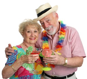 Casal de velhinhos old couple