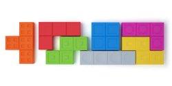 Tetris de geladeira