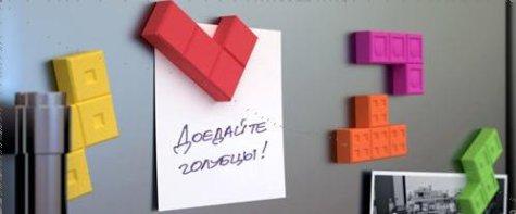Tetris magnético