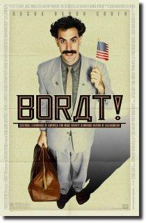 Poster do filme Borat