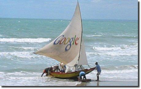 Google Jangada Ceará Mar Brasil Brazil