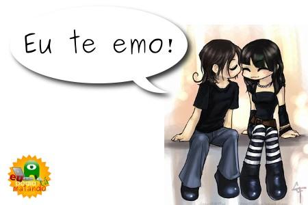 Eu te emo!