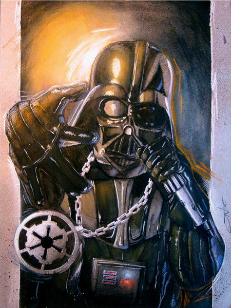 Darth Vader Rapper