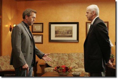 David Morse como Tritter em House