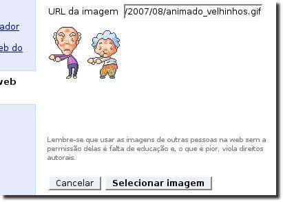 Orkut url da imagem