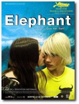 Poster do filme Elephant