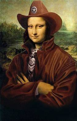 Monalisa estilo country