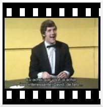 Monty Python apresentador de pessoas interessantes