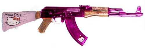 ak-47 da hello kitty
