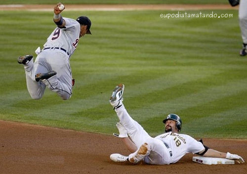 Beisebol engraçado