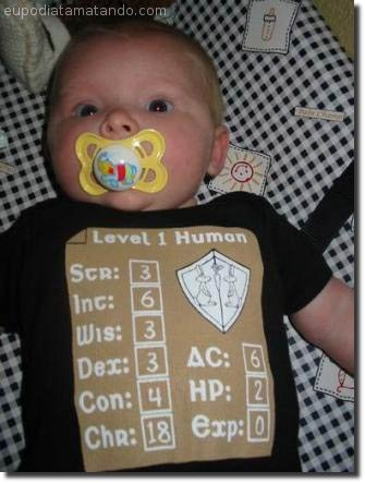 Bebê level 1
