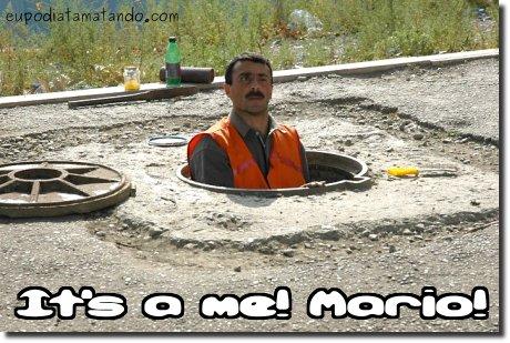 It's a me! Marios!