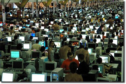 Campus Party Espanha 2004