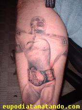 Outra tatuagem do hulk hogan