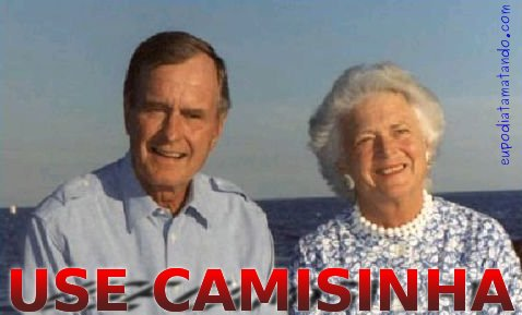Pais de Bush