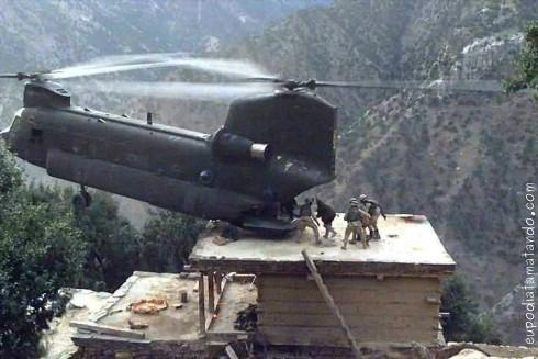 Pense num piloto de helicóptero