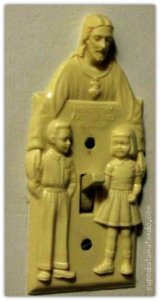 Tomada Jesus e as criancinhas. Vinde a mim as criancinhas