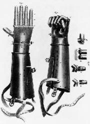 Mão artificial