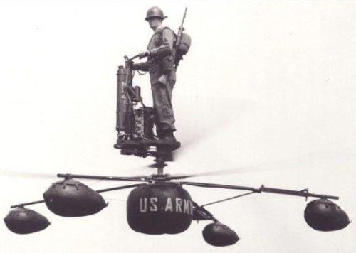 Segway voador da morte